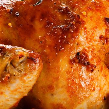¼ Chicken